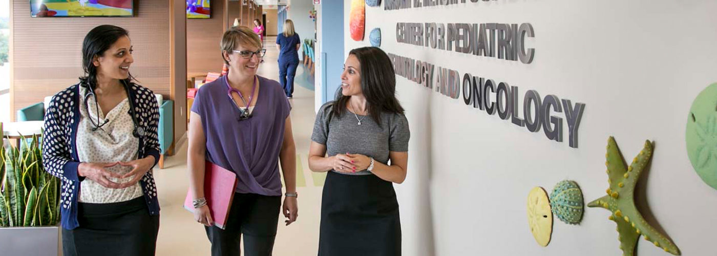 Cancer Care for the Youngest Patients