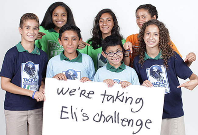 School Group Raising Money